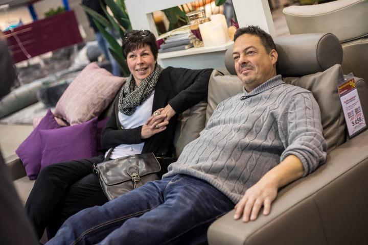 """Neue Inneneinrichtung? Gibt's auf der """"Familie & Heim"""" in Stuttgart."""