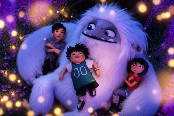 """Der im US-Original """"Abominable"""" (deutsch: """"abscheulich"""" oder """"ekelhaft"""") heißende Animationsfilm ist in jederlei Hinsicht überragend."""