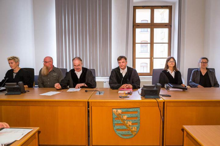 Die 5. Strafkammer des Leipziger Landgerichts erließ gegen Ulrich Keßler einen Sitzungshaftbefehl.