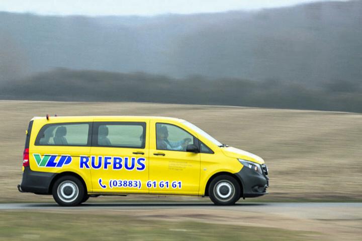 RufBusse bringen ab Sonntag Fahrgäste im Vogtland von A nach B.