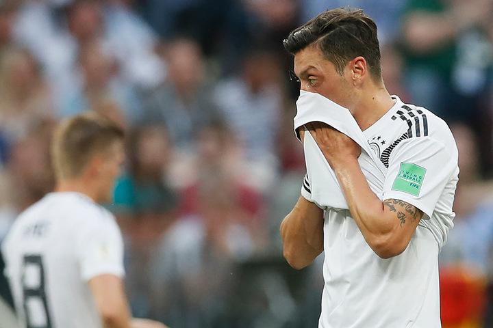 Mesut Özil will sich mangelnden Patriotismus nicht vorwerfen lassen.