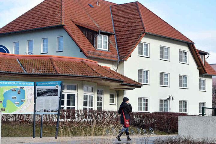 """Auch das Olbersdorfer Wellness-Hotel """"Haus am See"""" (4 Sterne) öffnet die Küche nur noch für hauseigene Gäste."""