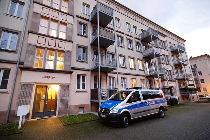 Kellereinbrüche versetzen die Chemnitzer in Angst. Auch in der Annenstraße  musste die Polizei einen Fall aufklären.