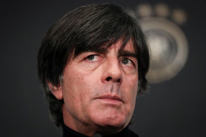 Nationaltrainer Joachim Löw weiß laut Gomez, was dieser kann. (Archivbild)