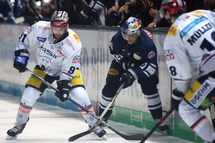 Der EHC Red Bull München setzte sich in der Finalserie der DEL gegen die Eisbären aus Berlin durch.