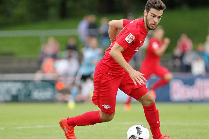 Massimo Bruno (22) wird zum RSC Anderlecht ausgeliehen.