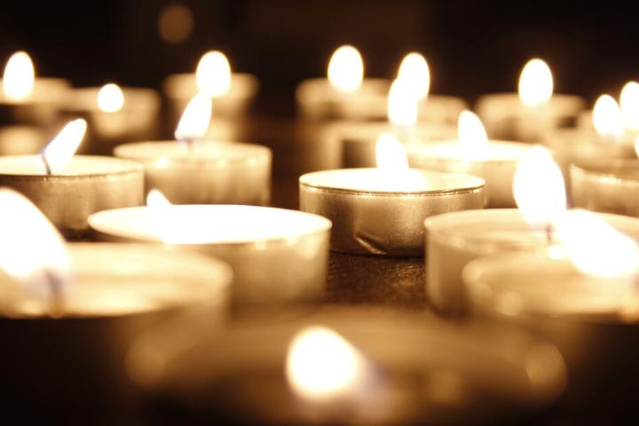 Während der Trauerfeier kam es zu keinen Zwischenfällen.