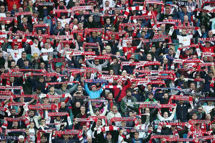 Im Gegensatz zu den Leverkusener Supportern werden die Leipziger ihr Team am 1. März sicher lautstark unterstützen.