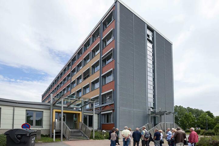 Die Stasi-Unterlagenbehörde an der Jagdschänkenstraße umfasst mittlerweile fünf Gebäude.