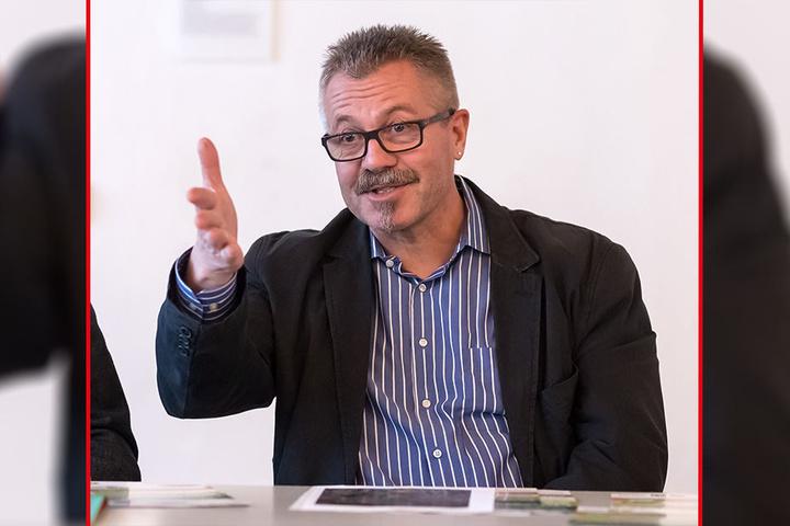 Bürgermeister Miko Runkel (56, parteilos) will in die Informations-Offensive gehen.