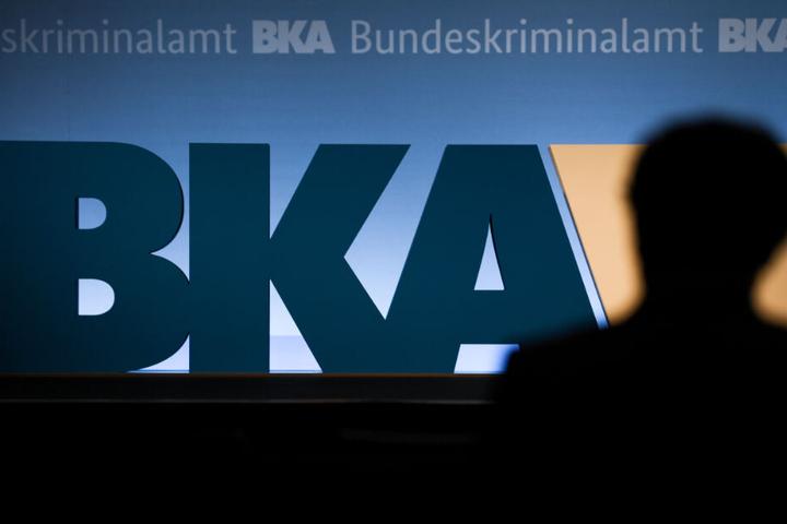 Das BKA (Archivbild) muss die Feindeslisten der Rechtsextremisten nicht veröffentlichen.