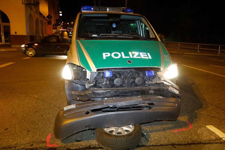 Zum genauen Unfallhergang wird jetzt ermittelt.