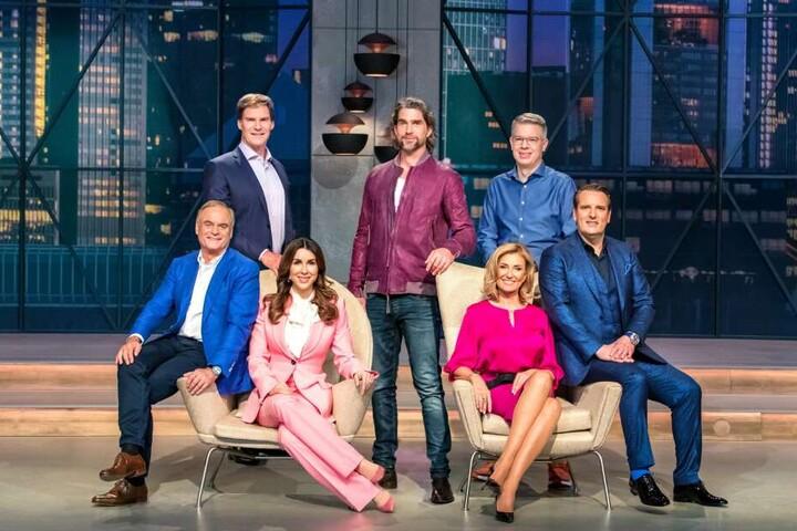 """Die """"Löwen"""" warten auf den besten Deal: Am 3. September startet die neue Staffel """"Die Höhle der Löwen"""" auf Vox."""