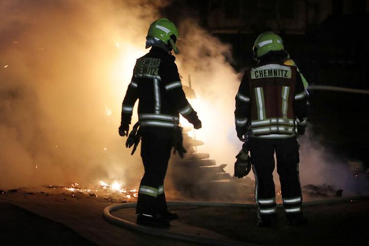 Nach Brand in Kita-Haus prüft Polizei antisemitisches Motiv