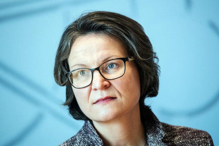 NRW-Bauministerin Ina Scharrenbach.