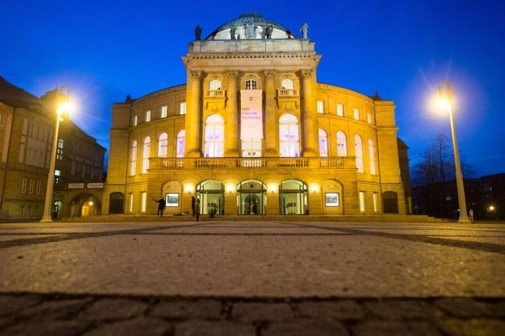 Der erste Angriff passierte im Bereich Theaterplatz/Käthe-Kollwitz-Straße