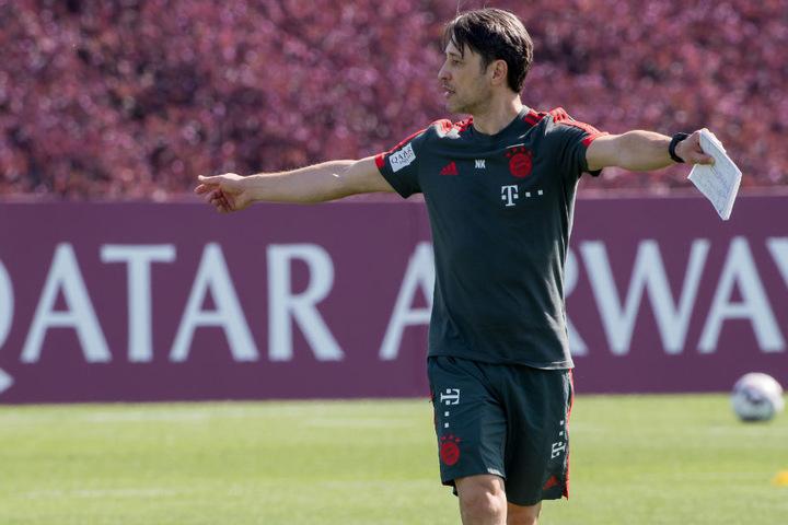 Bayern-Trainer Niko Kovac will vor allem in der Bundesliga Jagd auf Borussia Dortmund machen.
