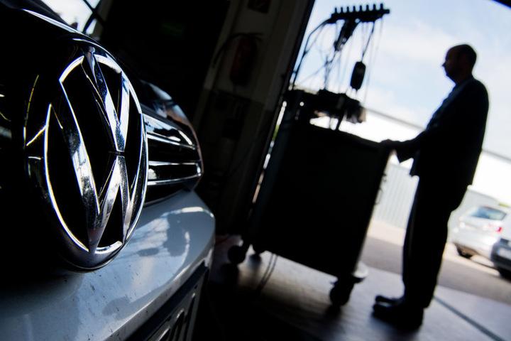 Der VW hatte laut Gutachter die falsche Software, die Leistung des Golfs wurde so gesteigert. (Symbolbild).