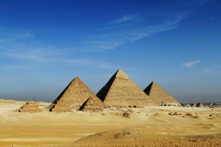 Der Anschlag passierte in der Nähe der Pyramiden von Gizeh in Kairo.