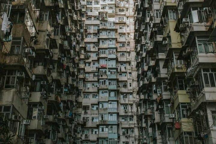 In Hongkong leben die Menschen teilweise unter unglaublich schlechten Bedingungen.