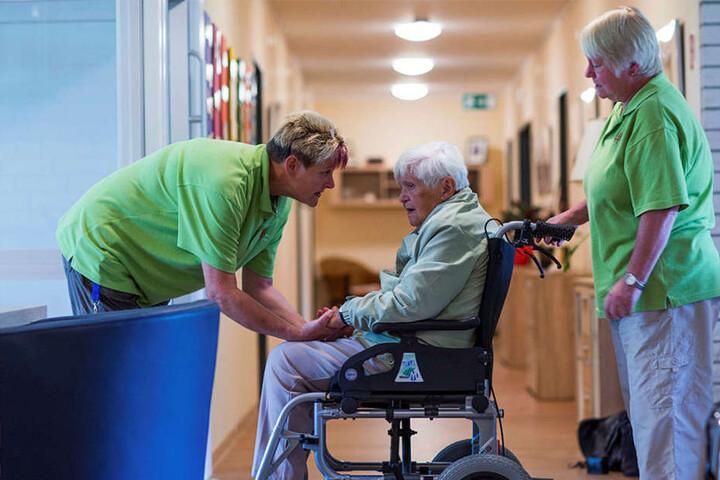 Pflegeplätze, betreutes Wohnen, Kurzzeitpflege: Dafür gibt's in Chemnitz noch nicht genügend Angebote.