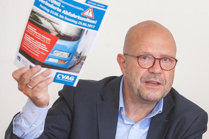 CVAG-Sprecher Stefan Tschök.