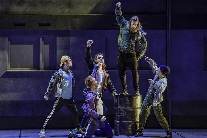 """Die Produktion """"Drachenherz"""" ist für den Deutschen Musical Theater Preis 2019 nominiert."""