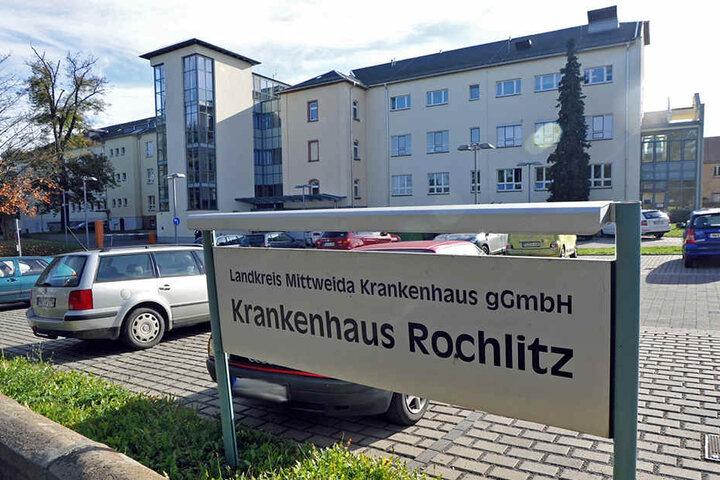 Das Rochlitzer Krankenhaus wurde 2015 stillgelegt.