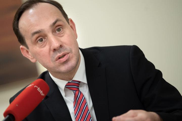Ingo Senftleben ist CDU-Fraktionsvorsitzender in Brandenburg.