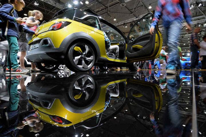 Bei der Automobile 2017 kommen alle Autofans auf Ihre Kosten. (Symbolbild)
