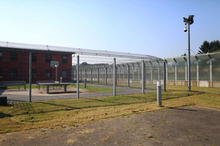 Blick auf die psychiatrische Klinik in Bedburg-Hau.