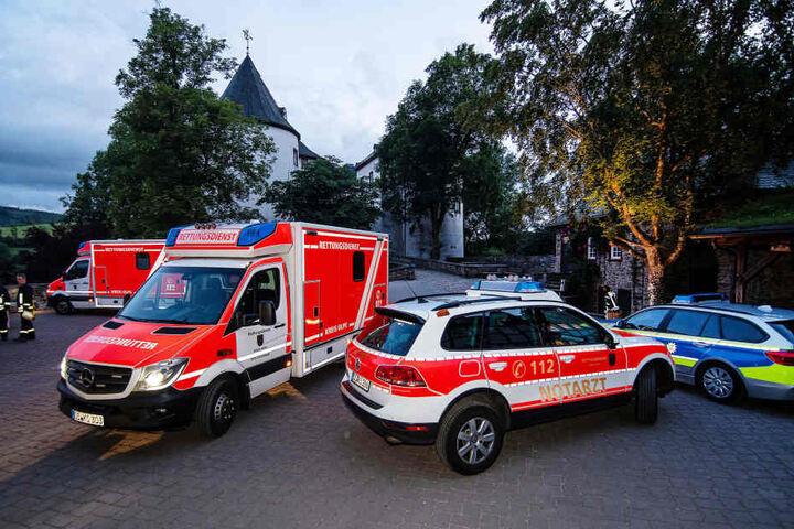Der Tatort: Die Jugendherberge Burg Bilstein