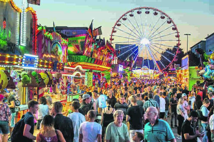 Die Chemnitzer Bürger müssen in diesem Jahr auf ihr Stadtfest verzichten.