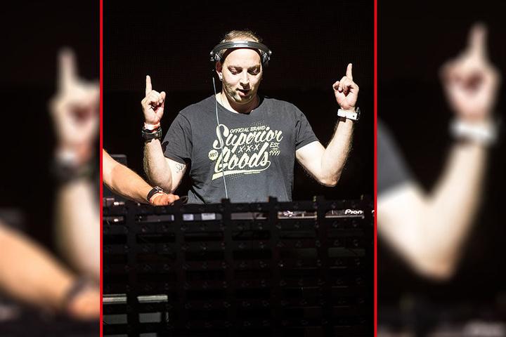 Der gebürtige Annaberger Sebastian Seidel (34) komplettiert das DJ-Duo.