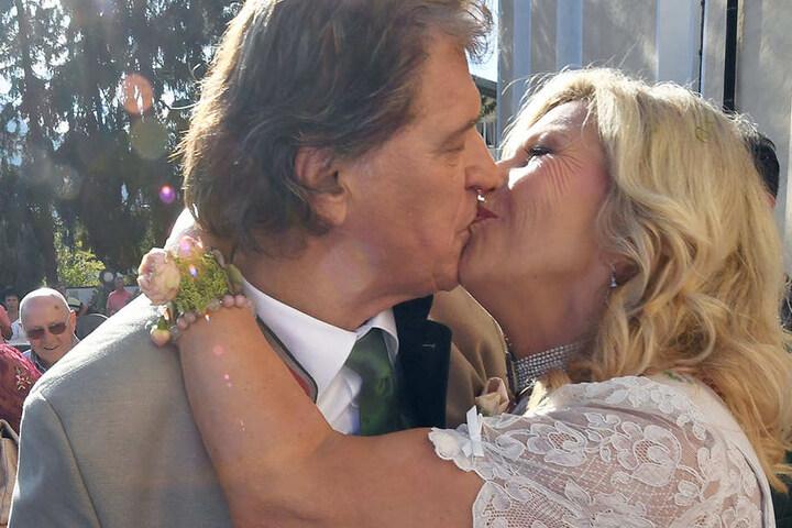 Marianne und Michael sind seit mehr als vier Jahrzehnten ein Paar.