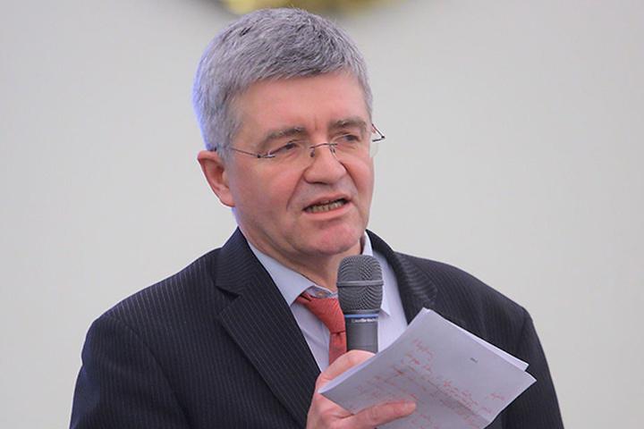 SPD-Chef Christian Avenarius (57).