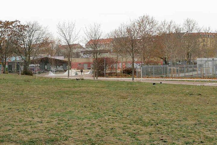 Das Gebiet um den Stadtteilpark Rabet gilt als eines der gefährlichsten der Stadt. Immer wieder kommt es hier zu Überfällen und Auseinandersetzungen.