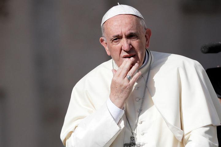 Vom Papst gesegnet - für 715.000 Euro versteigert