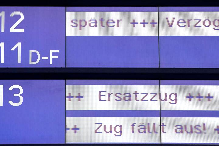 Pendler zwischen Hamburg und Büchen müssen mit Verspätungen und Zugausfällen rechnen.