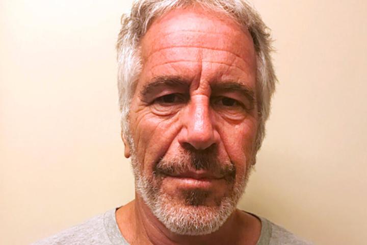 Der US-Geschäftsmann Jeffrey Epstein (†66).