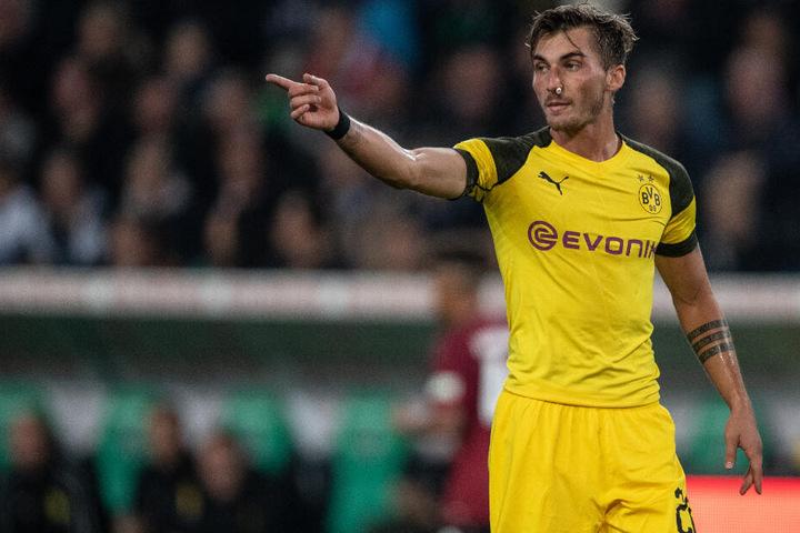 Maximilian Philipp (25) kommt bei Borussia Dortmund kaum mehr zu Einsätzen.