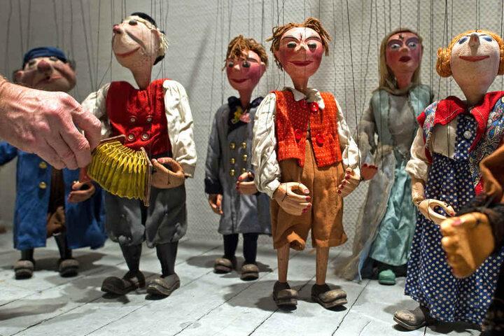 Reichlich Puppen gibt es am Wochenende im FEZ zu bestaunen. (Symbolbild)