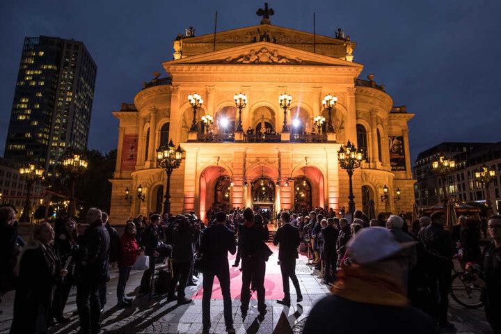 Die Verleihung fand in der Alten Oper in Frankfurt statt.