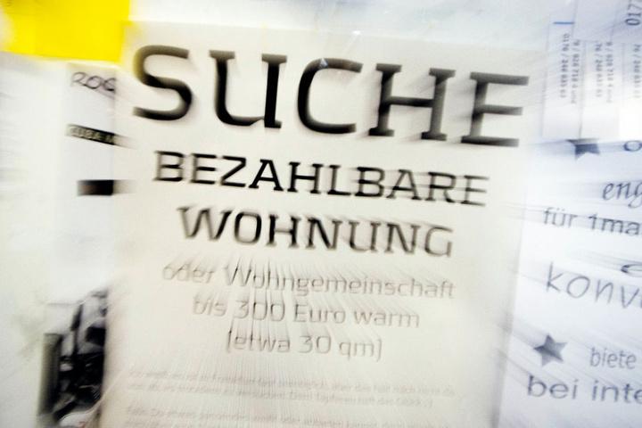 Der Bevölkerungszuwachs in Frankfurt dürfte auch Auswirkungen auf die ohnehin schon eklatante Wohnungsnot in der Stadt haben (Symbolbild).