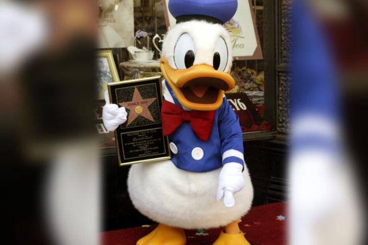 """Er ist ein rüstiger Erpel! Donald Duck feiert am 9. Juni 2019 seinen 85. """"Geburtstag""""."""