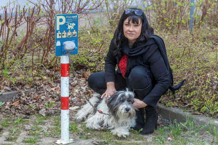 Stadträtin Ines Saborowski (50, CDU) fordert Verbesserungen für Hundebesitzer.