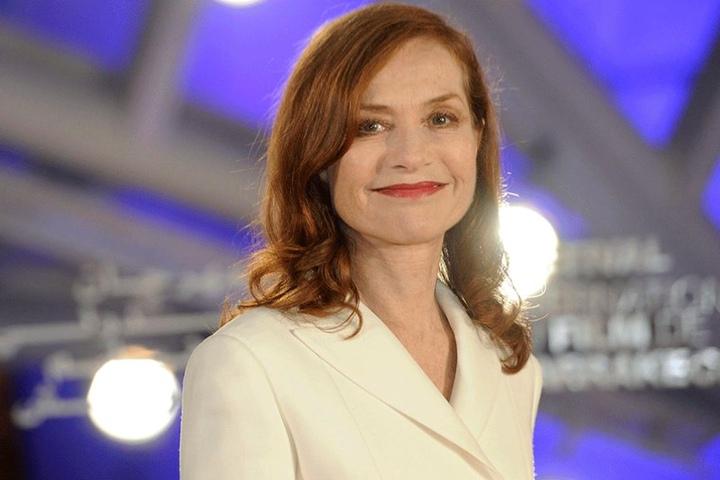 Isabelle Huppert (47) kommt zum Gallery Weekend in die Michael Fuchs Galerie