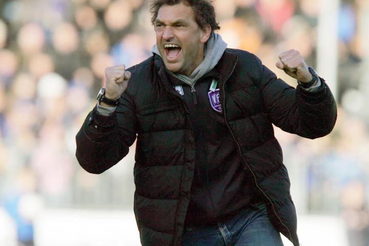 Claus-Dieter Wollitz erfolgreichste Zeit erlebte er beim VfL Osnabrück.