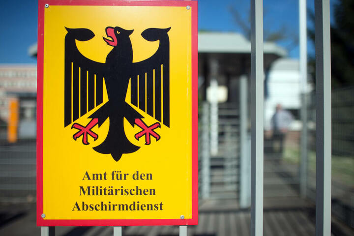 Der MAD hat seinen Sitz in Köln.