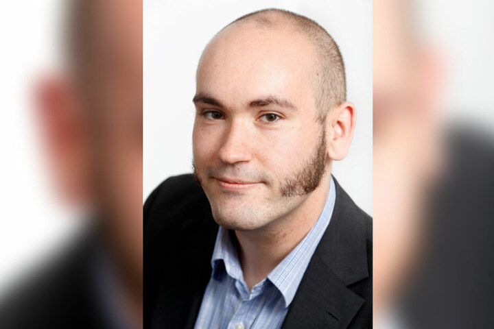 TAG24-Redakteur Eric Hofmann